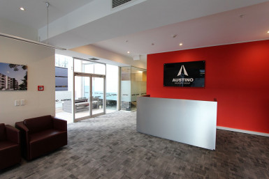Privacy and Practicality Offices  for Lease Auckland Central