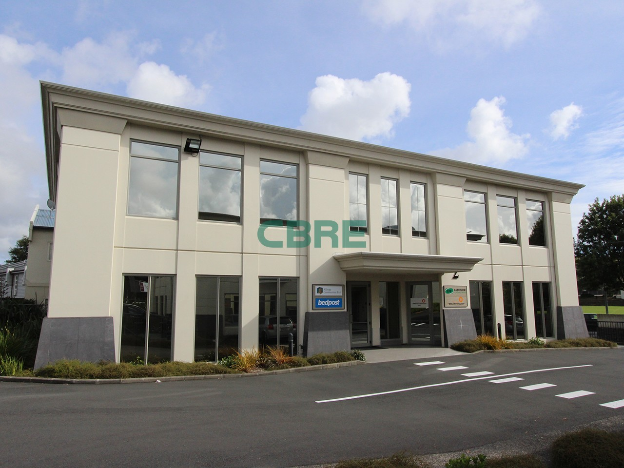Tidy Offices  for Lease Ellerslie Auckland