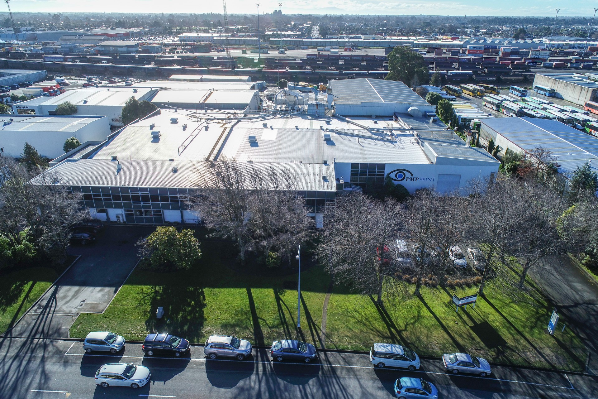 Prime Industrial Investment  for Sale Middleton Christchurch