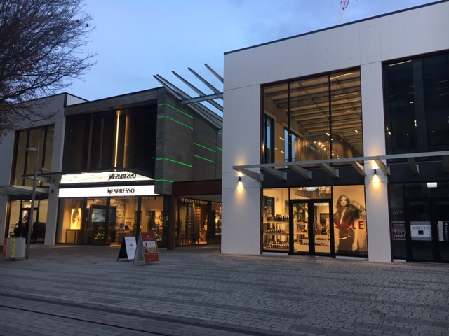 Christchurch Central News: Brand New Retail For Lease Christchurch Central