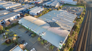 First Class Warehouse and Office  for Lease Middleton Christchurch