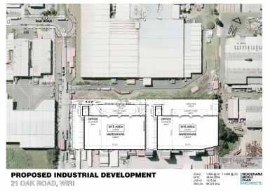 Brand new Industrial Warehouse  for Lease Wiri Auckland