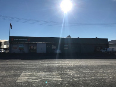 Warehouse and Logistics Facility  for Lease Ashburton Canterbury