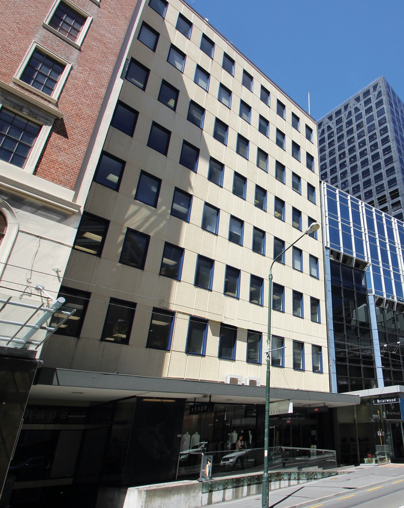 Affordable Office Tenancies  for Lease Customhouse Quay Wellington