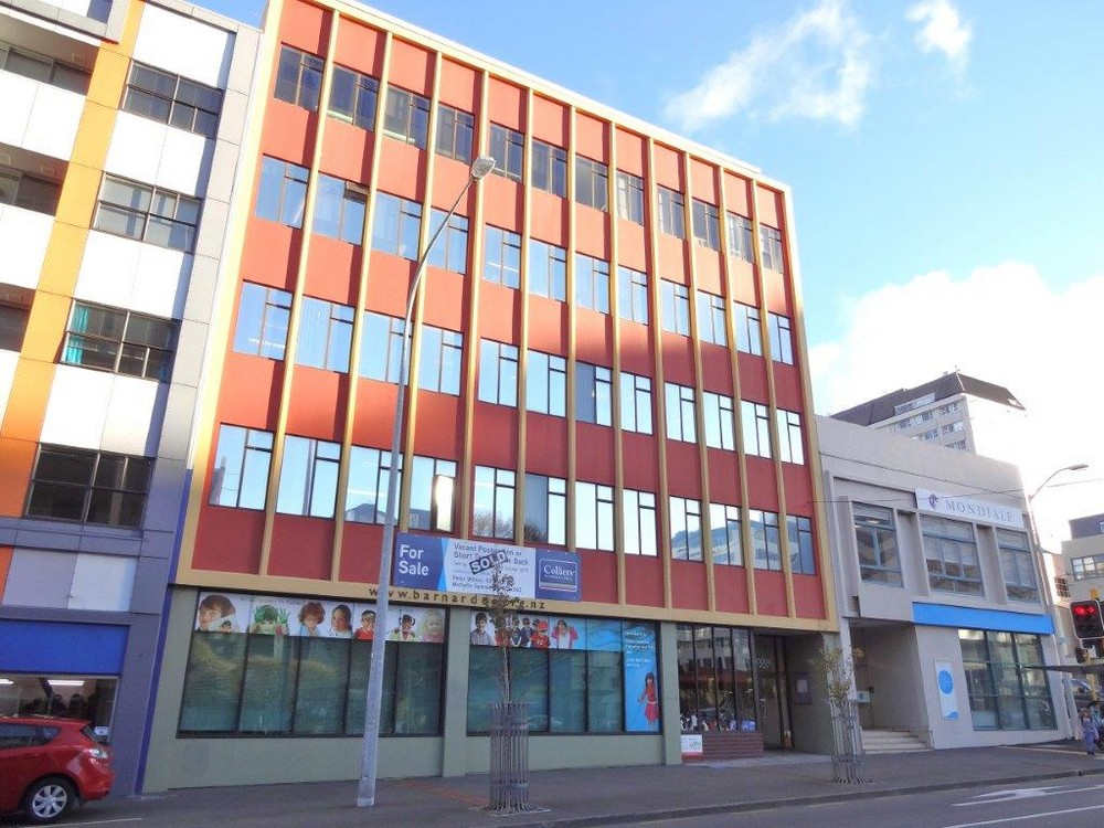 100sqm Office  for Lease Te Aro Wellington