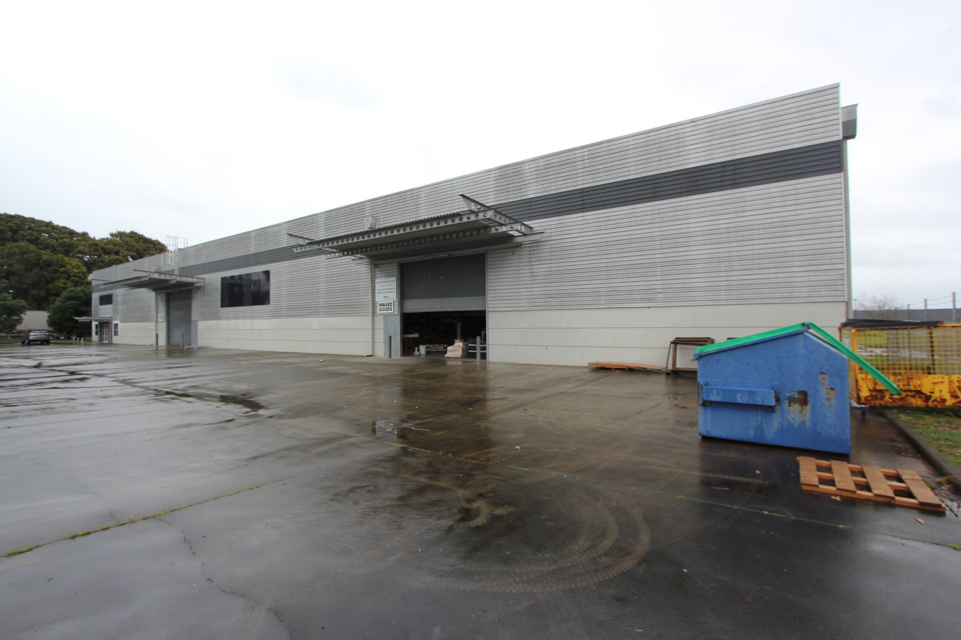 Airport Warehouse  for Lease Mangere Auckland