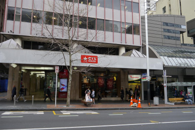 Central Retail Space  Property  for Lease