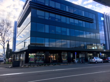 Retail  for Lease Sydenham Christchurch