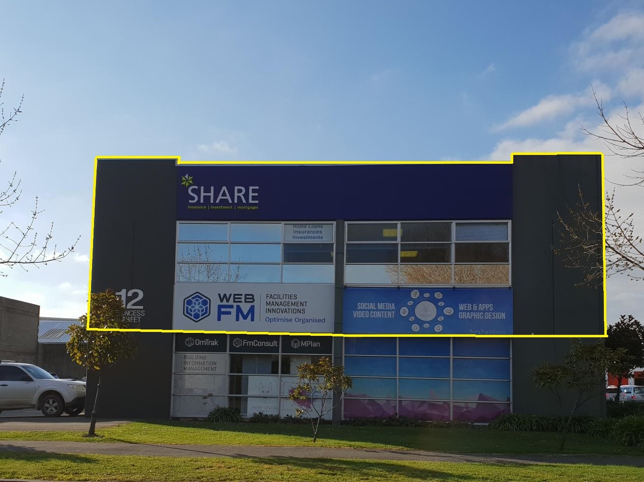 High Profile Office Investment  for Sale Addington Christchurch