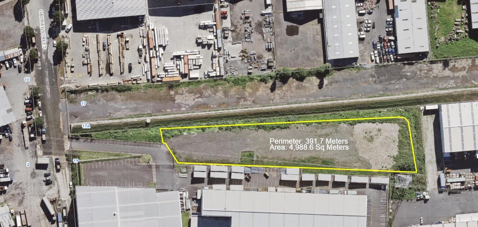 Fully Fenced Industrial Warehouse  for Lease Onehunga Auckland