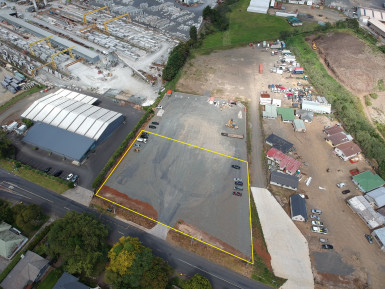 Secure Industrial Warehouse  for Lease Papakura Auckland