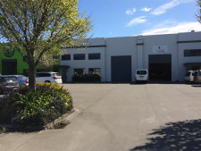 Industrial Warehouse with Office and Carparks Property for Lease Middleton Christchurch
