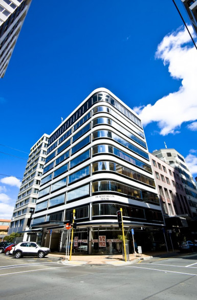 Offices with Harbour Views  for Lease Wellington Central