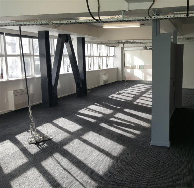 Newly Painted and Carpeted Offices  for Lease Te Aro Wellington
