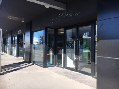 Modern Retail or Office  for Lease Sydenham Christchurch