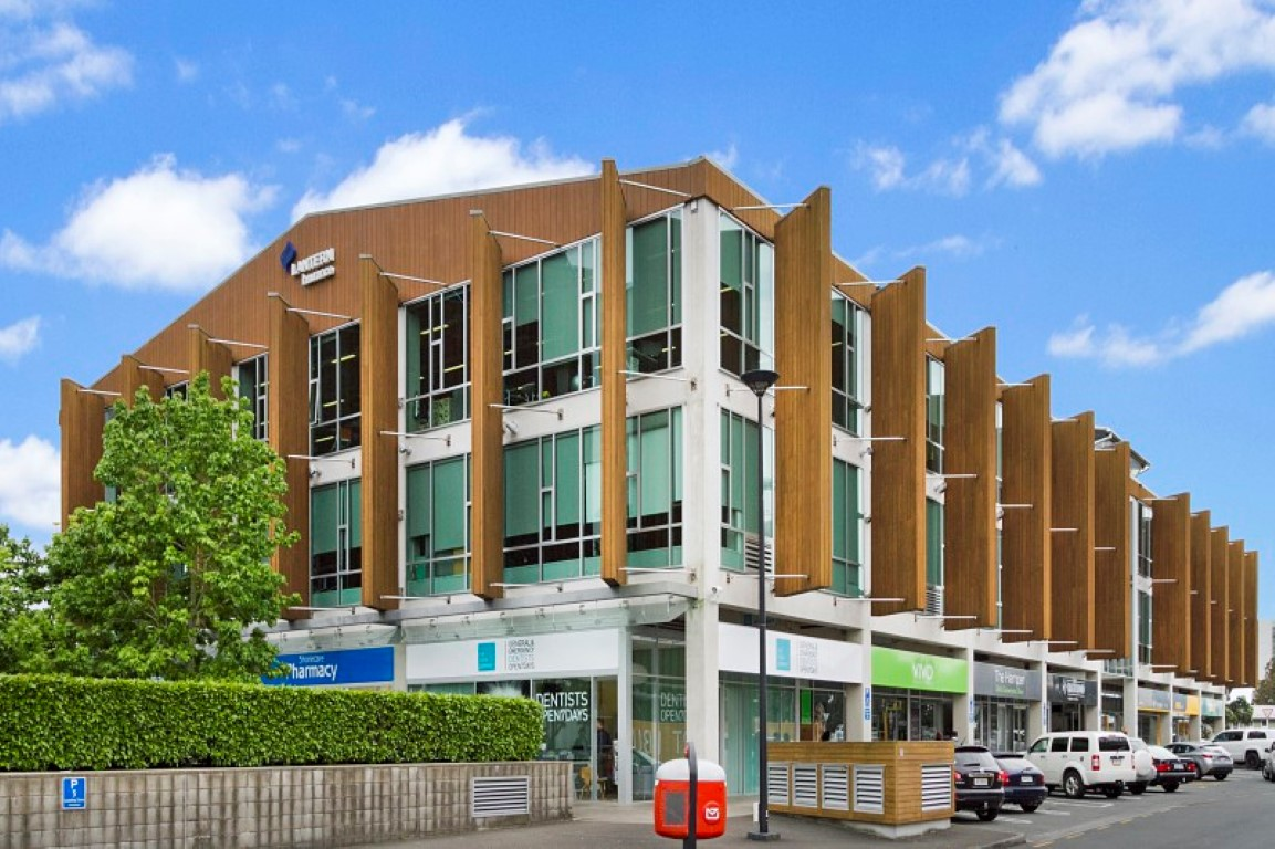 Superior Office  for Lease Takapuna North Shore