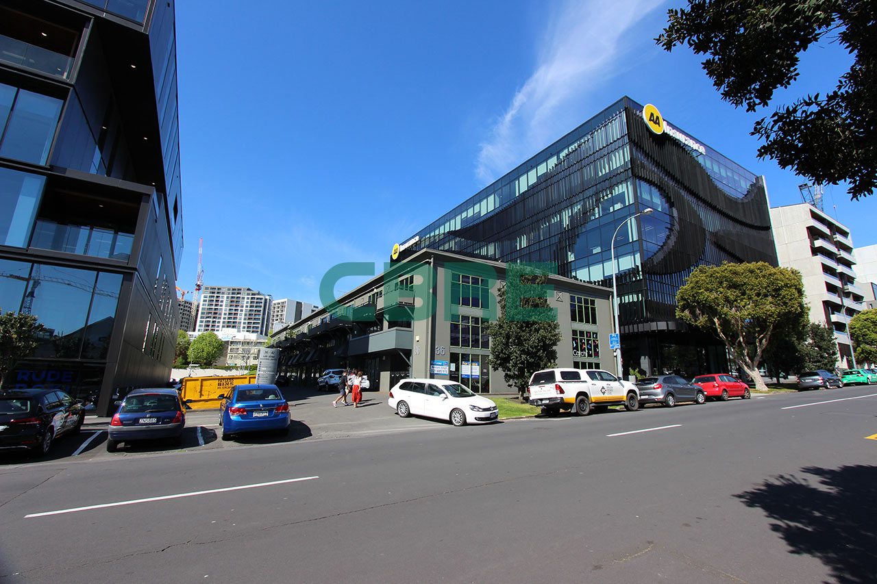 Top Offices  for Lease Auckland Central