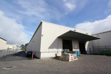 Last Remaining Industrial Tenancy  Property  for Lease