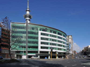Offices with Carparks  for Lease Auckland Central