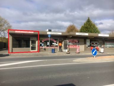 Tidy Retail  for Lease Bryndwr Christchurch