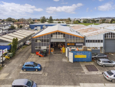 Industrial Warehouse  for Sale Manukau Auckland