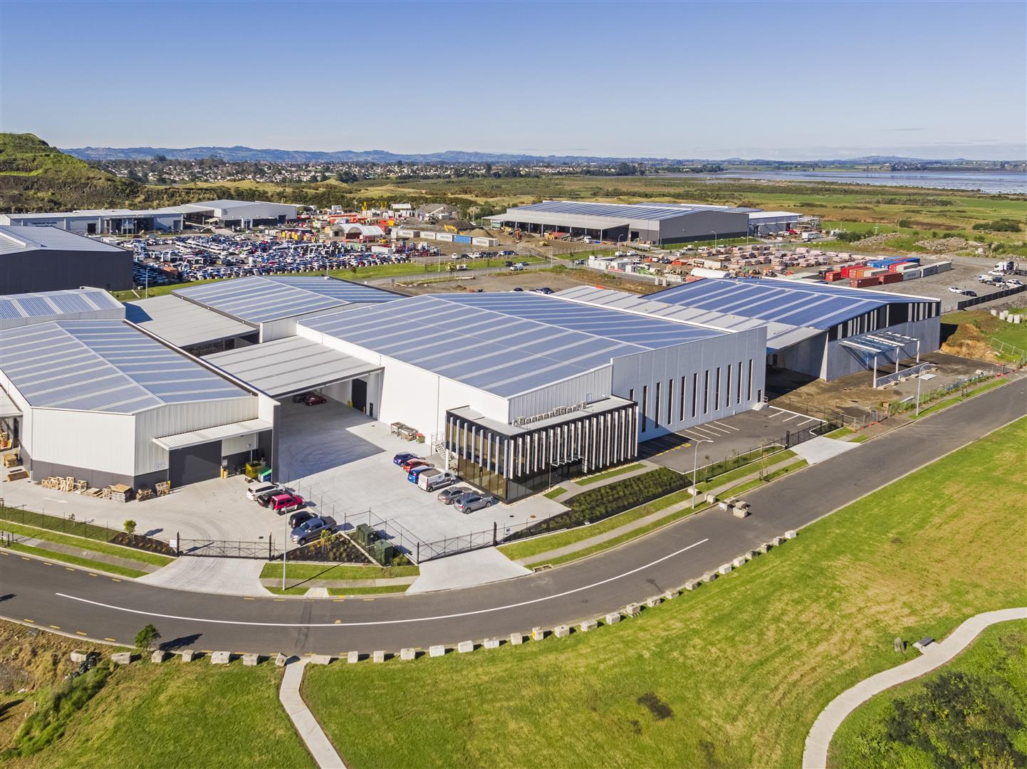 Brand new Industrial Warehouse  for Sale Wiri Auckland