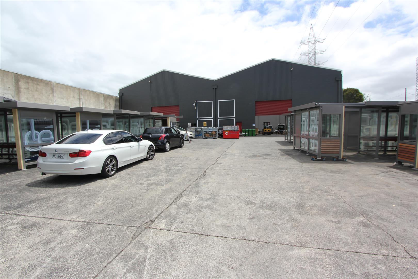 Glendene Industrial Space  for Lease Auckland