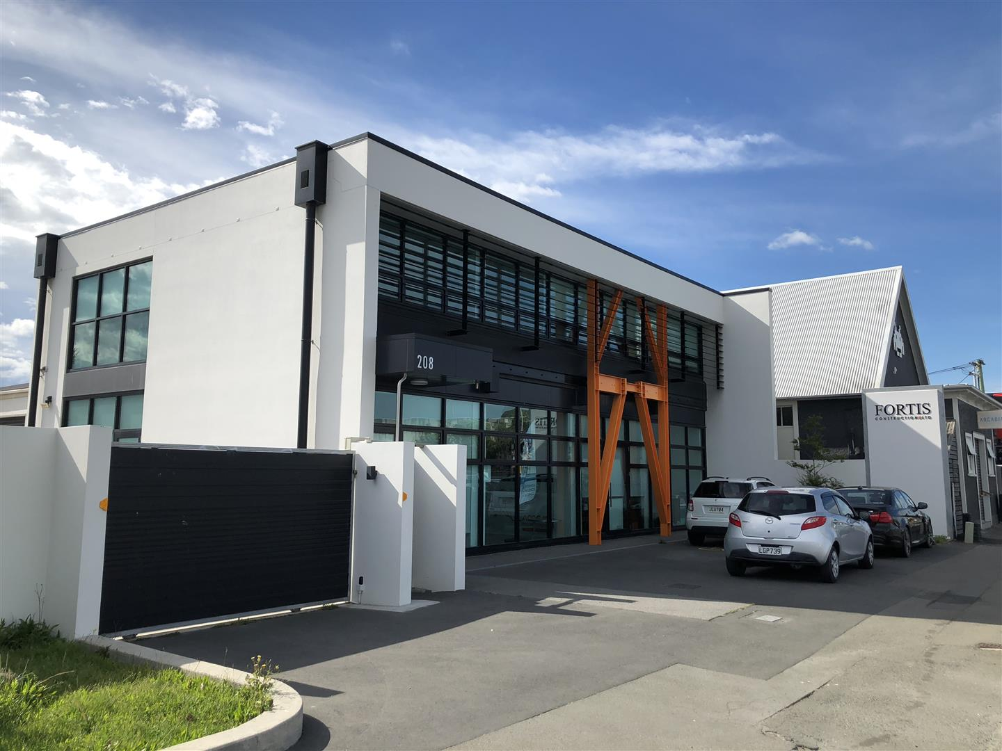 Ground Floor Offices  for Lease Christchurch Central