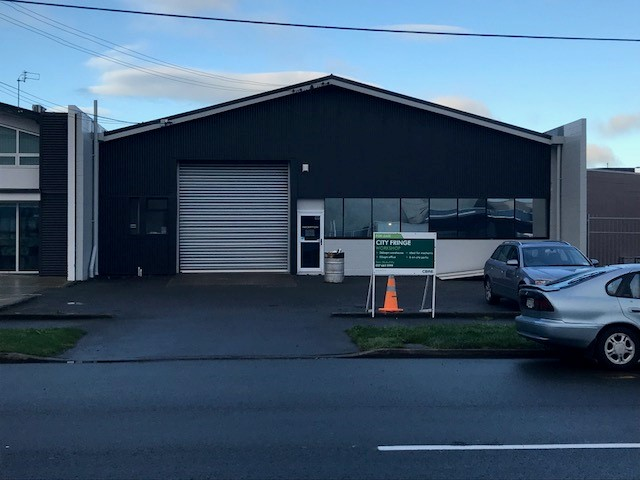 Industrial Warehouse with Office  for Sale Phillipstown Christchurch