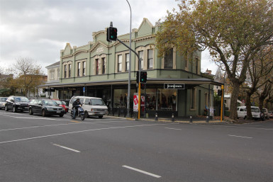 Popular Ponsonby Road Retail  for Lease Auckland