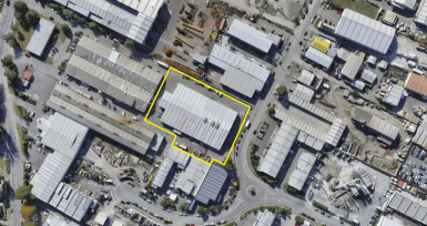 Solid Industrial Facility  for Lease Bromley Christchurch