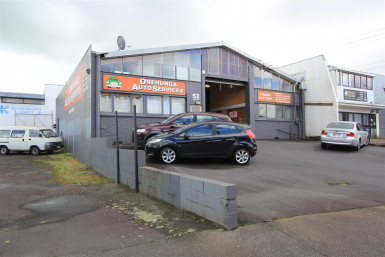 Industrial Warehouse with Office  for Lease Oneunga Auckland