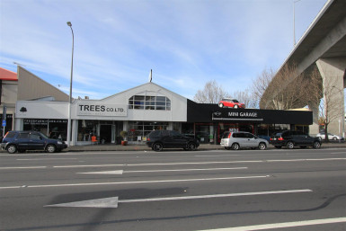 Retail plus Carparking  Property  for Lease