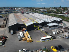 Industrial Warehouse with Yard  Property  for Sale