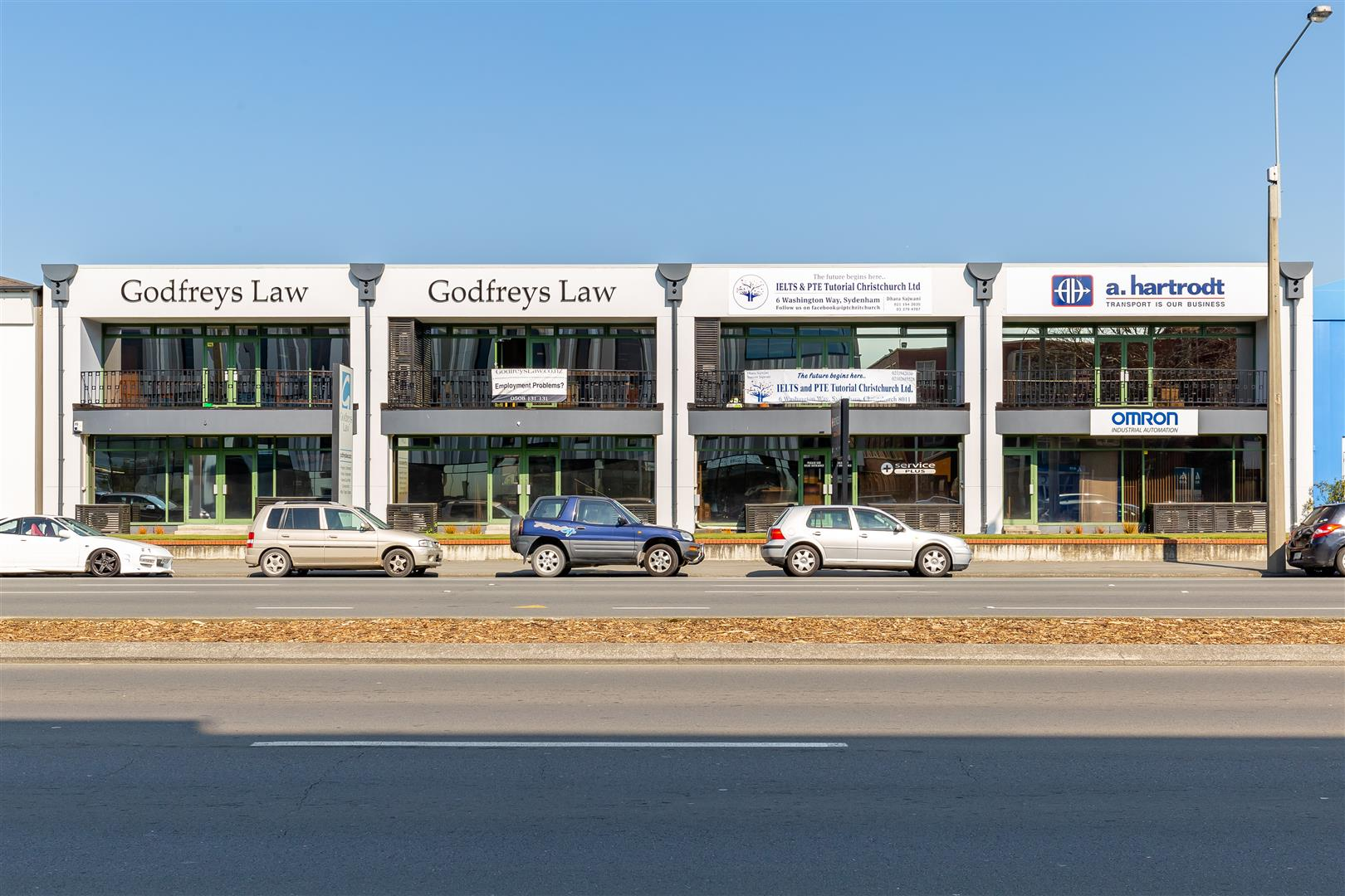 Profile Offices  for Lease Sydenham Christchurch