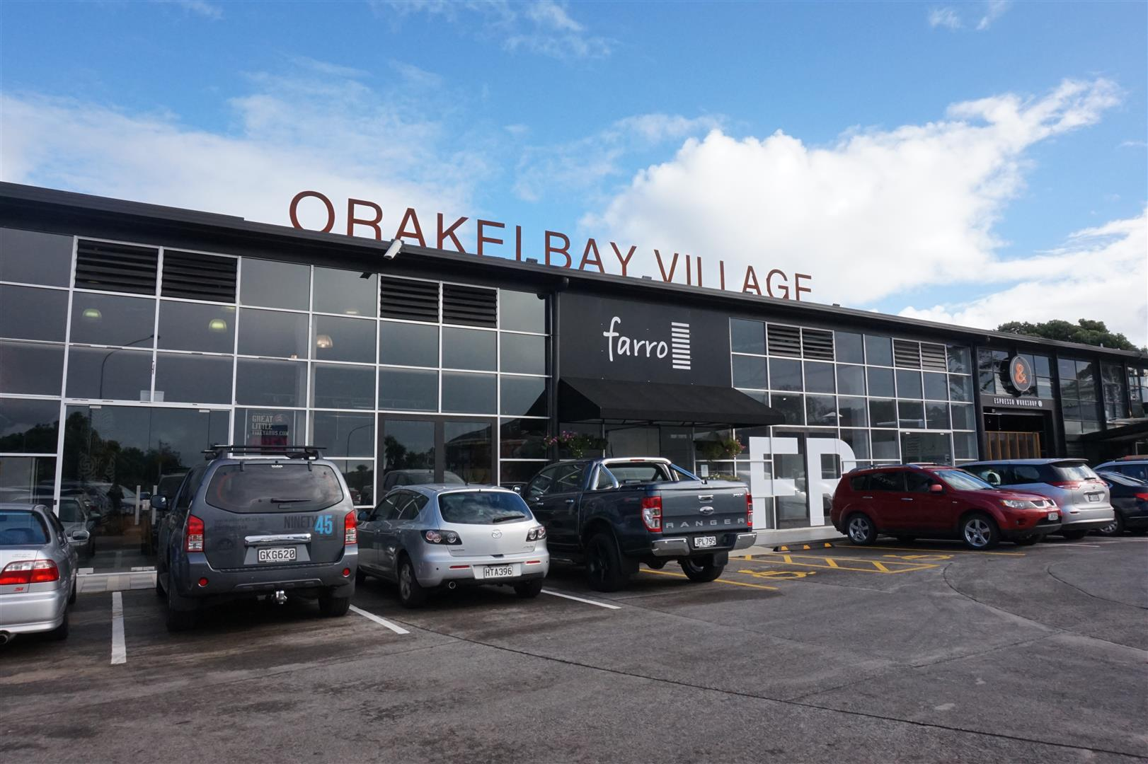 Orakei Bay Village Retail  for Lease Remuera Auckland