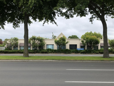City Fringe Offices  for Lease Christchurch Central