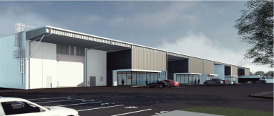 New Warehouse  for Lease East Tamaki Auckland