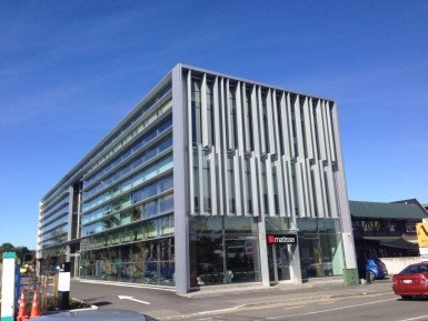 Offices  for Lease Christchurch CBD