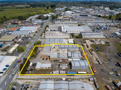 Industrial Warehouse  for Sale Papakura Auckland