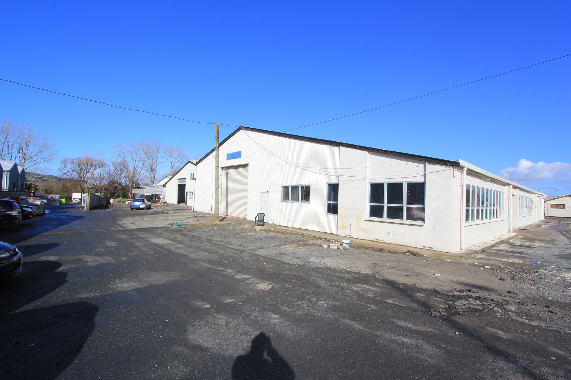 Industrial Warehouse with Office  for Lease Papakura Auckland