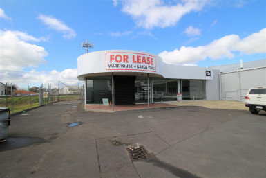 Industrial Warehouse with Office  for Lease Takanini Auckland