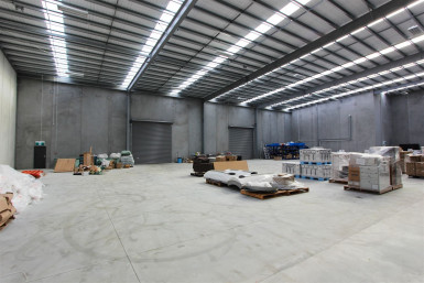 Industrial Warehouse with Office and Carparks  for Lease Hobsonville Auckland
