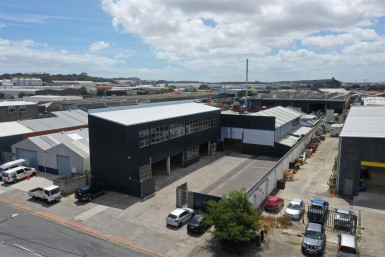 Fully Refurbished Industrial Warehouse  for Lease Onehunga Auckland