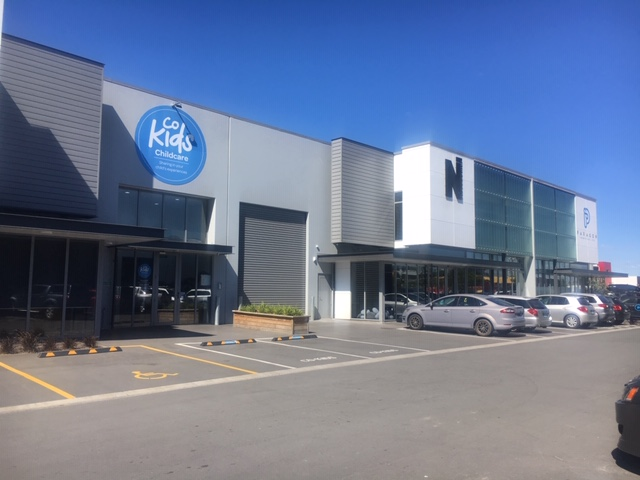 Retail with Office  for Lease Sydenham Christchurch