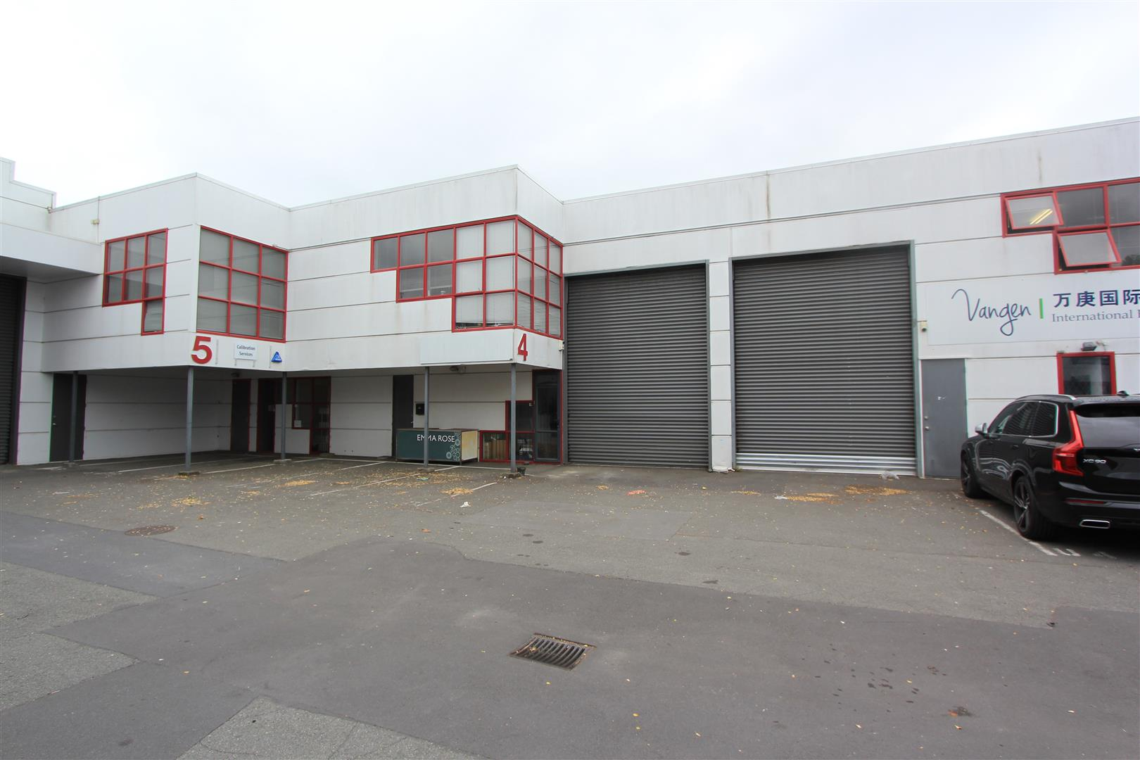 Industrial Warehouse with Office  for Lease Saint Johns Auckland