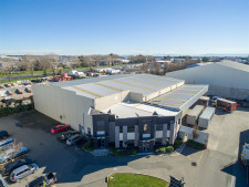 Modern Industrial Warehouse Property for Lease Middleton Christchurch