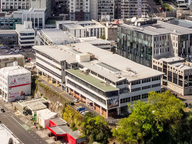 Offices with Views  for Sale Auckland Central