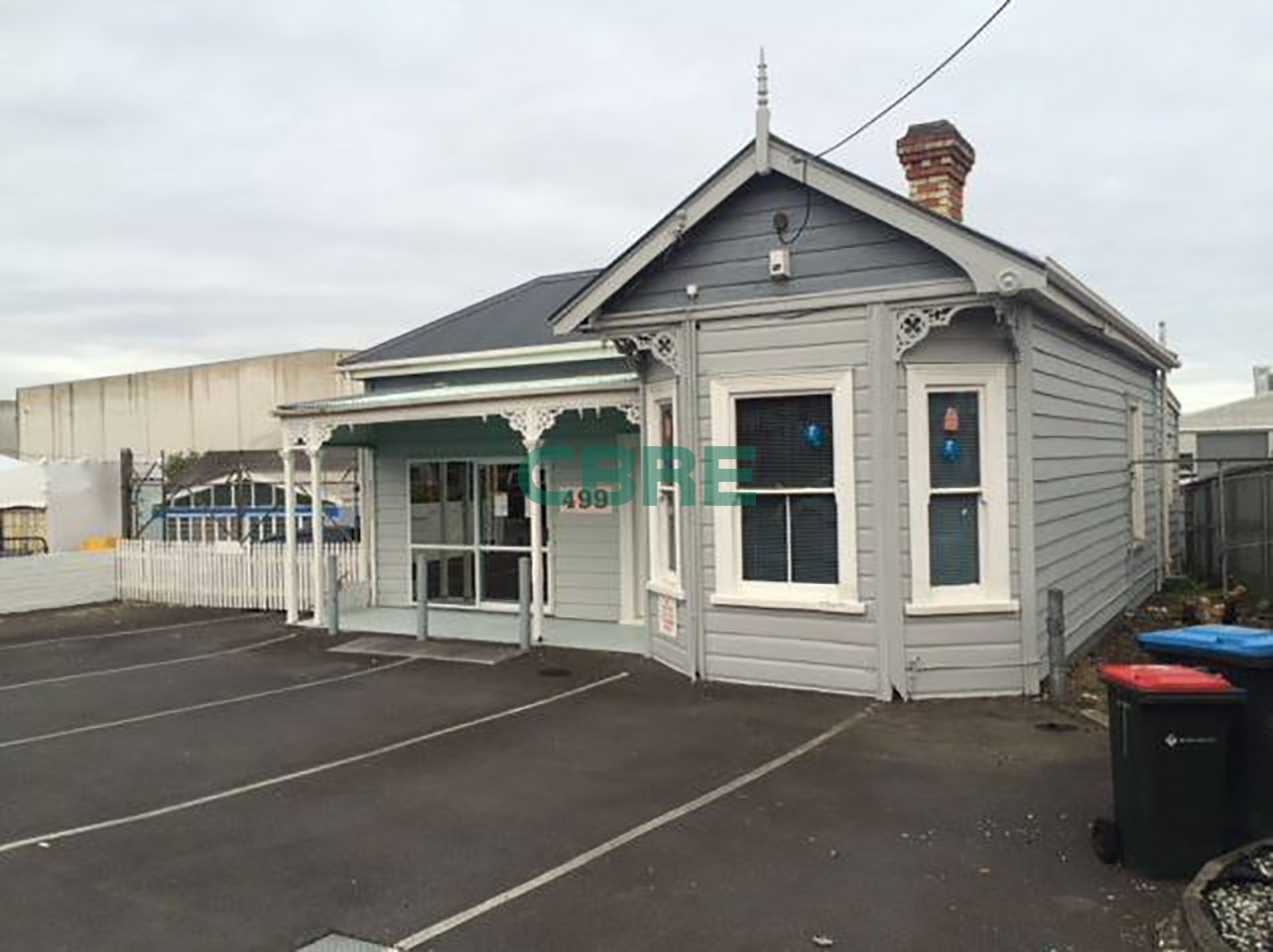 Character Offices  for Lease Manukau Auckland