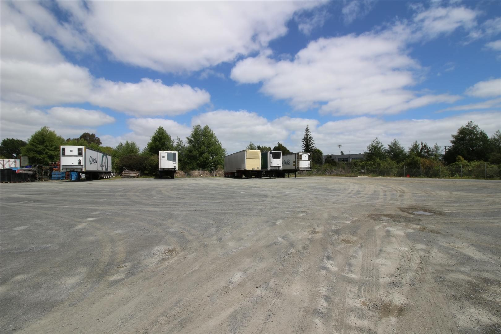 Yard  for Lease Wiri Auckland